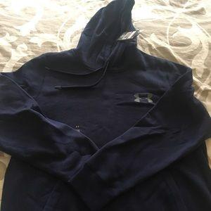 Under Armour hooded sweatshirt